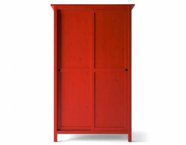Free Standing Wardrobe Ikea Ireland Dublin Red Color Picture 26