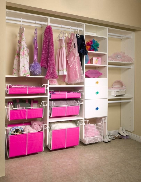 Kids Closet Organizer Creative Diy Ideas Photo 01
