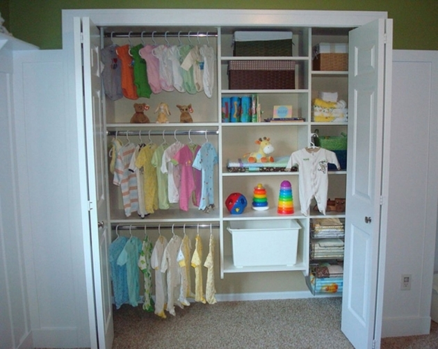 Kids Closet Organizer Custom Design Photos 30