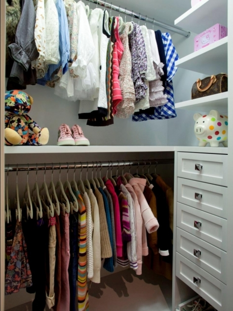 Kids Closet Organizer Original LA Closet Design Girls White Walk In Closet Images 04