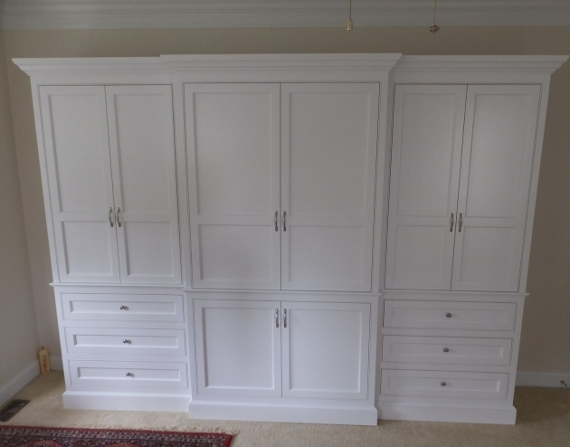 Large Wardrobe Armoire Custom Made Built In Wardrobe Armoire Photos 42