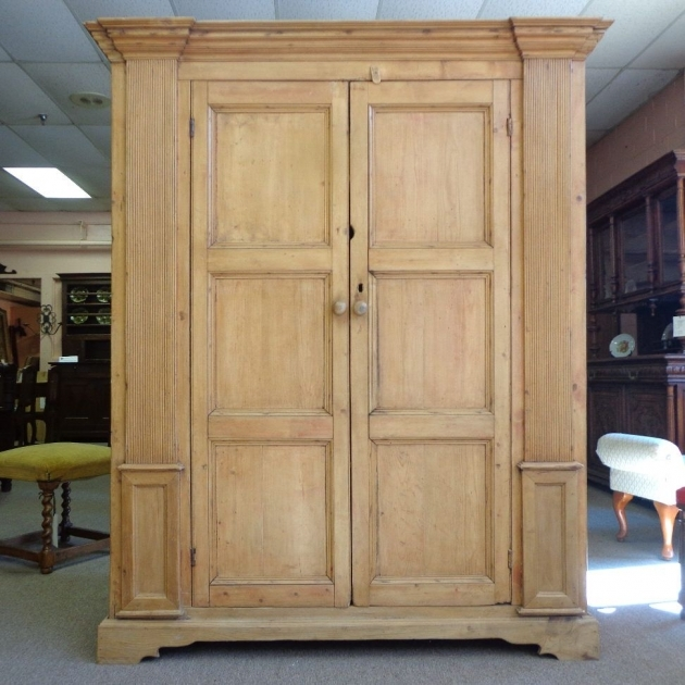 Large Wardrobe Armoire For Home Decor Picture 48