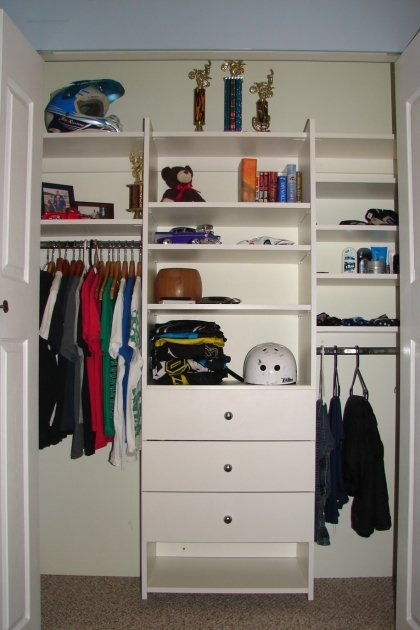 Small Closet Ideas Marvelous Interior Design With Drawers Also Racks In White Images 66