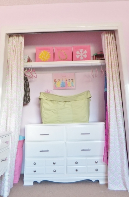 Small Closet Ideas Pink Theme For Girls Home Design Ideas Pictures 60