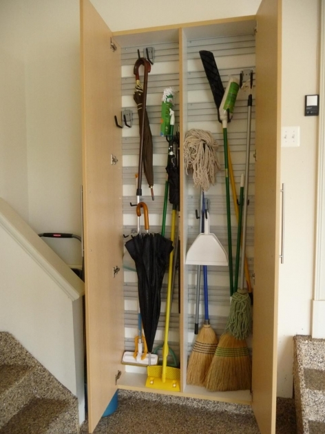 Small Closet Ideas Tailored Living Small Closets Cleaning Supplies Images 28