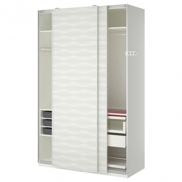 Small Wardrobe Closet Armoires White Images 21