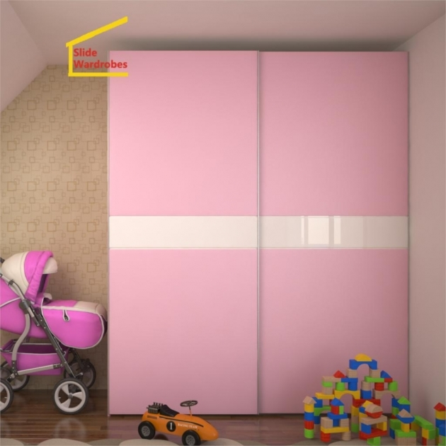 Small Wardrobe Closet Customized Children's Room Sliding Door Wardrobe Picture 14