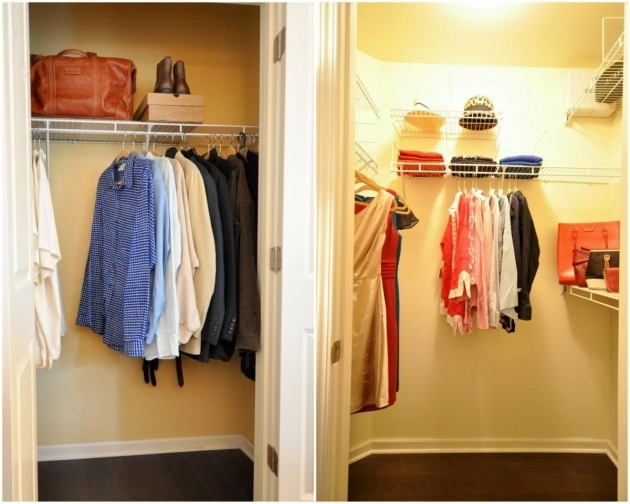 Walk In Closet Ideas For Small Spaces Design Insert On The Wall Bedroom Pics 58