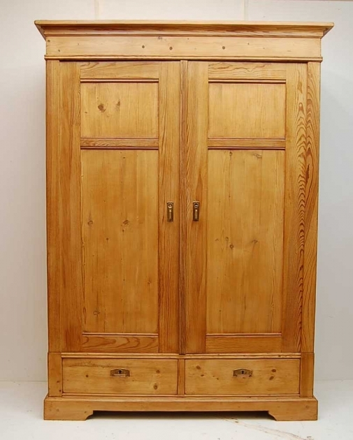 Wardrobe Closet Armoire Pine Modern Home Interiors Photo 65