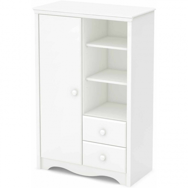 White Armoire Wardrobe Contemporary Design Images 00