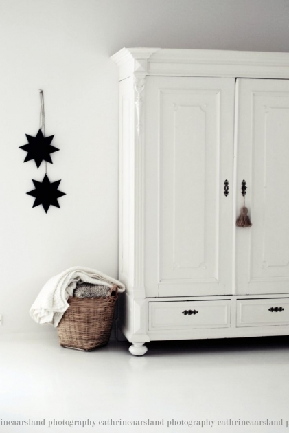 White Armoire Wardrobe Ideas On Pinterest Flat Pack Photos 25