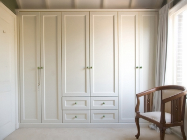 White Wardrobe Closet Built In Bedroom White Wardrobe Armoire Photo 48