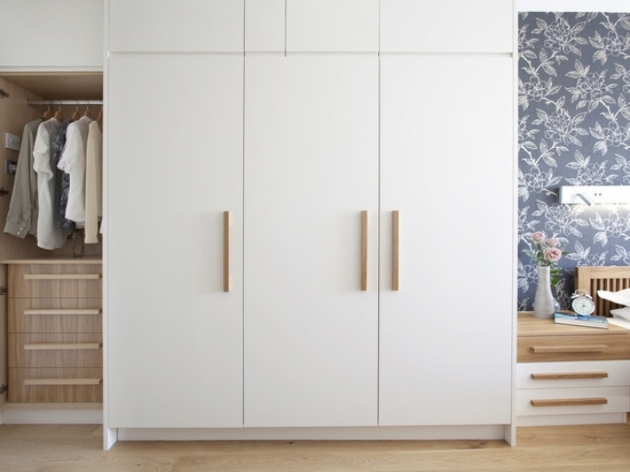 White Wardrobe Closet Modern Wardrobe Bedroom Cupboard Designs Pic 84