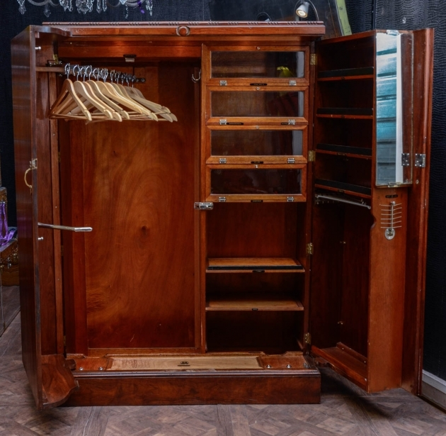 Antique Wardrobe Trunk Ideas On Pinterest Steamer Trunk Photo 21