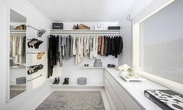 Closet Storage Systems Ideas Photo 95