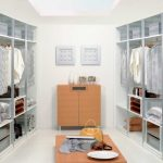Walk In Closet Organizers Ideas With Seating And With Shoe Shelving Image 58