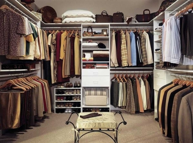 Walk In Closet Organizers With Drawers Shoe Shelving Hanging And Seating Images 45