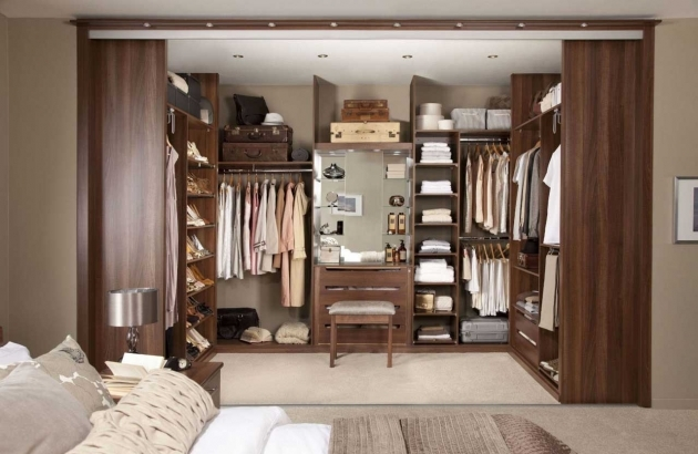 Walk In Closet Organizers With Regular And Tall Hanging Also With Shoe Shelving And Drawers Image 67