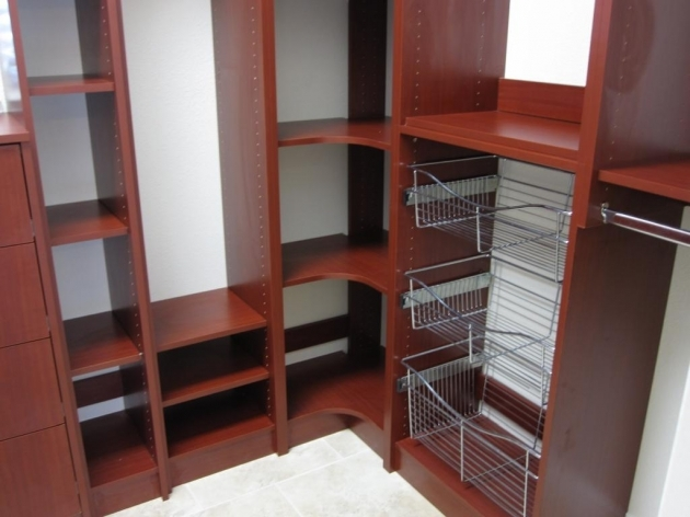 Wood Closet Organizers Systems Lowes  Pic 88