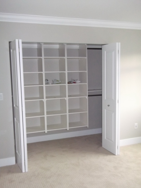 Closet Shelf Organizer 1000 Images About Closets On Pinterest Shoe Shelves Custom Images