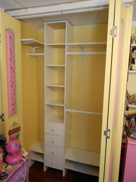 Closet Shelf Organizer Wood Closet Organizers For Your Shelving Solutions Home Designs Image