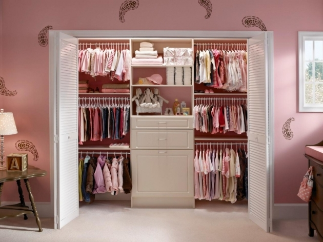 Clothes Closet Organizer Bedroom Astonishing Arranged Ba Nursery Closet Organizer With Picture