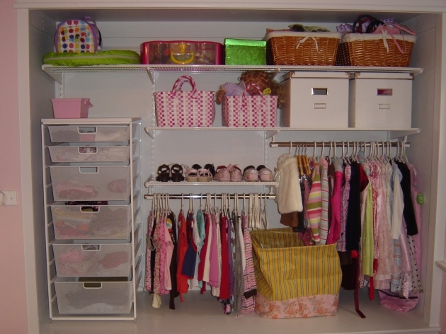 Clothes Closet Organizer Clean Up The Mess With Kids39 Closet Organizer Interior Decorations Image