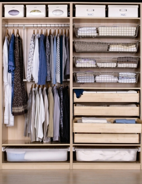 Clothes Closet Organizer Furniture Interesting Closet Organizers Ikea For Bedroom Storage Pic