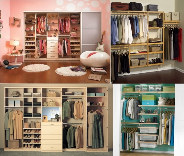 Diy Closet Storage Ideas Diy Closet Organizer Plans For 5 To 8 Closet Corner Closet Image