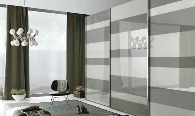 Glass Wardrobe Contemporary Wardrobe Glass Lacquered Glass Sliding Door Images