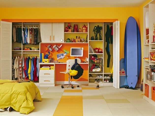 Kids Wardrobe Closet Ideas Exciting Walk In Closet For Kids In Bedroom Designs Pics