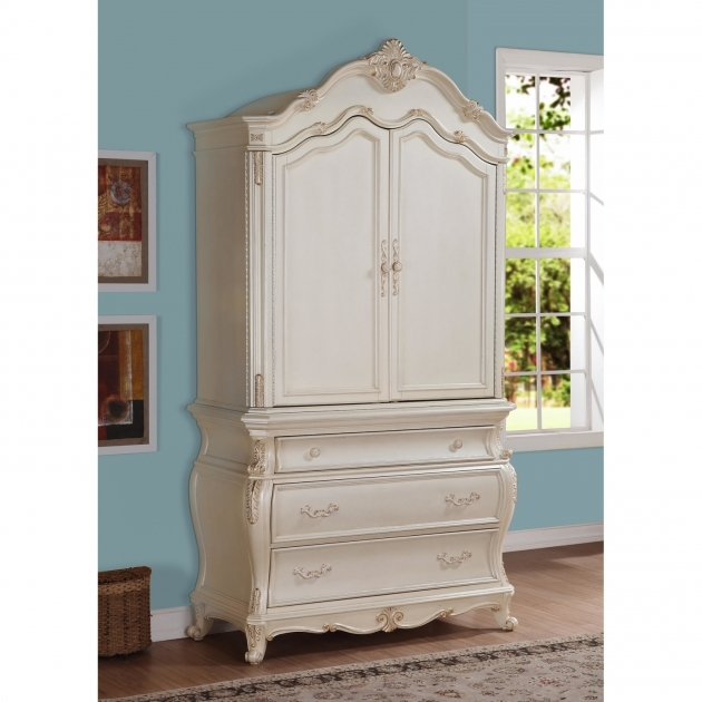 Sauder Wardrobe Armoire Furniture White Armoire Wardrobe On Cozy Kahrs Flooring And Lowes Photos