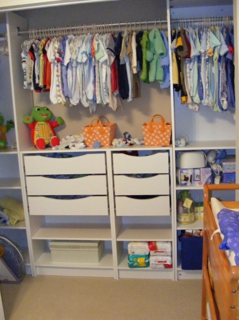 Baby Wardrobe Closet Ba Wardrobe Closet With Drawers Home Design Ideas Image