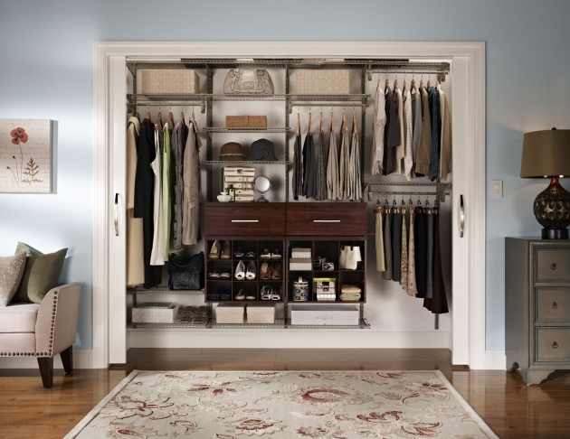 Bedroom Closet Organizers The Brilliant And Also Attractive Bedroom Closet Organizer With Photo
