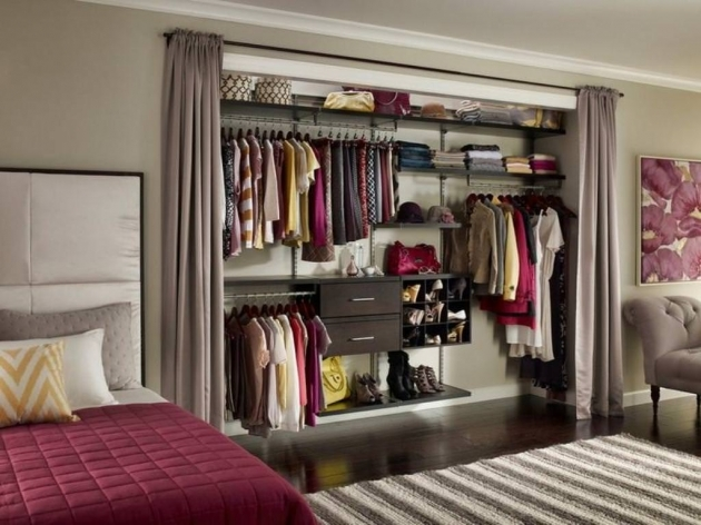 Bedroom Closet Organizers The Brilliant And Also Attractive Bedroom Closet Organizer With Photos