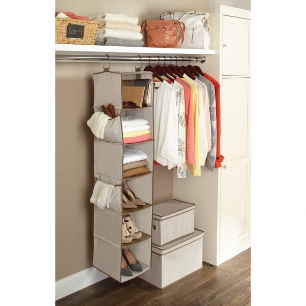 Closet Hanging Organizer Better Homes And Gardens 6 Shelf Hanging Closet Organizer Pics