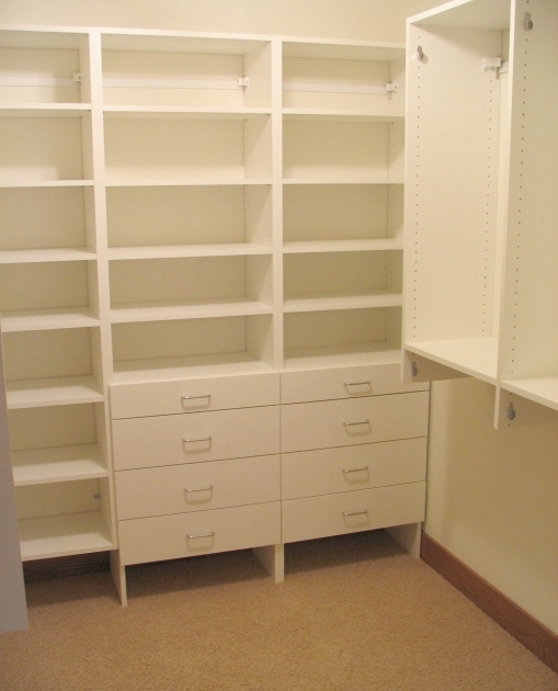 Closet Shelving Systems Will A Custom Closet Organization System Work For Me Closet Pictures
