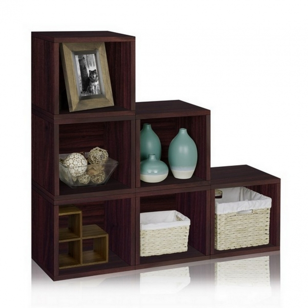 Closet Storage Cubes Jetmax Storage Cubes And Racks And Espresso Wooden Stackable Cube Images