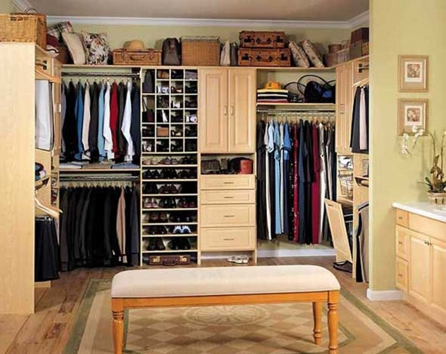 Clothes Storage Closet Cream Maple Wood Drawers And Cabinet Storage Also Shelves And Cube Photos
