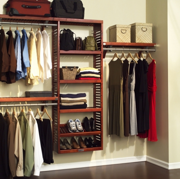 Free Standing Closet Systems Simple Free Standing Closets Homefurniture Pictures