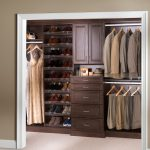Hanging Closet Organizer With Drawers Decorations Brown Wood Home Depot Closet Organizer With Drawers Photos