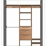 How To Make A Closet Organizer Diy Closet Organizer Plans For 539 To 839 Closet Photos