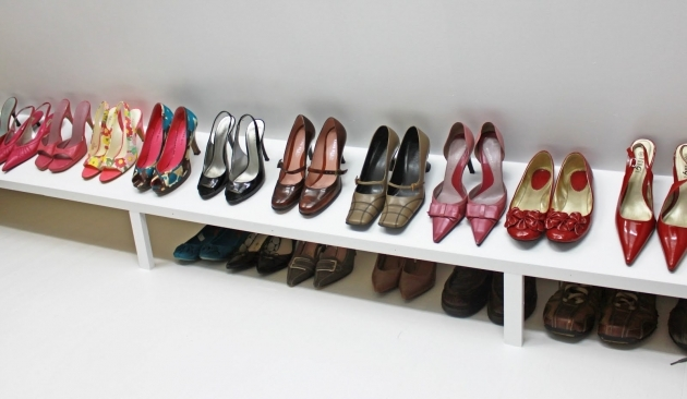 Shoe Storage In Closet How To Store Shoes Or Shoe Racks For Closet Shoe Cabinet Reviews Picture