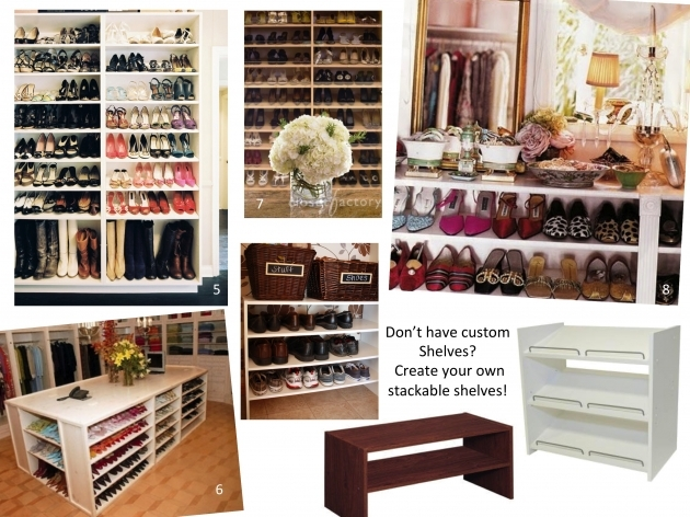 Shoe Storage In Closet Spectacular Small Walk In Closet Design Idea Cream With Drawers Picture
