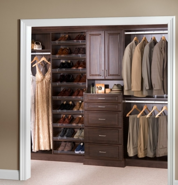 Small Bedroom Closet Ideas F Clothes Storage Design For Small Bedroom With White Wire Shelves Images