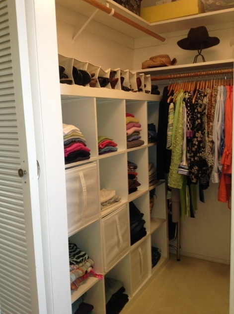 Small Walk In Closet Ideas Decorations Closet Organization Ideas For Small Walk In Closets Picture