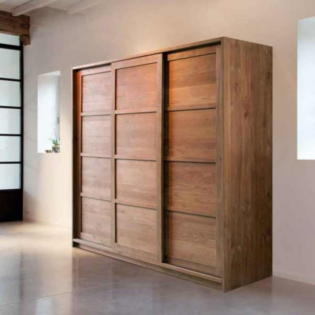 Solid Wood Wardrobe Closet Solid Wood Wardrobe Closet Calegion Pic