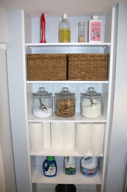 Storage Closet Ideas Small Storage Closet Ideas Home Design Ideas Image