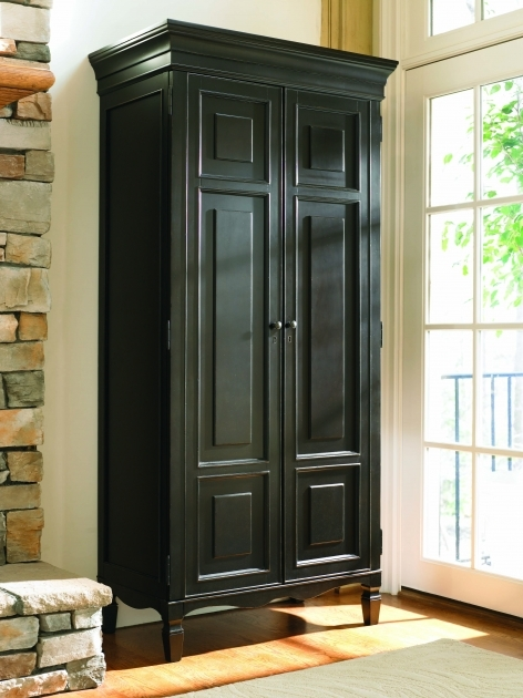 Tall Wardrobe Cabinet Universal Summer Hill Tall Cabinet In Midnight 988160 Images