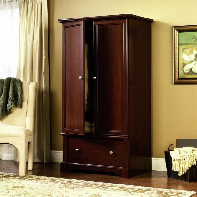 Wooden Wardrobe Armoire 1000 Images About Free Standing Wardrobe Closet Ideas On Picture